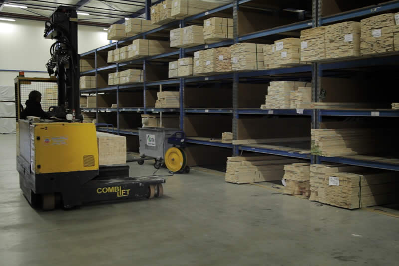 Logistiek medewerker