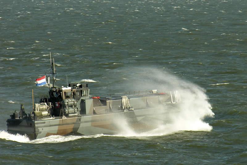 Aankomend medewerker maritiem