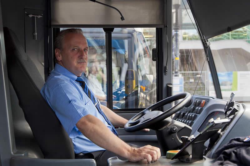 Chauffeur Openbaar Vervoer