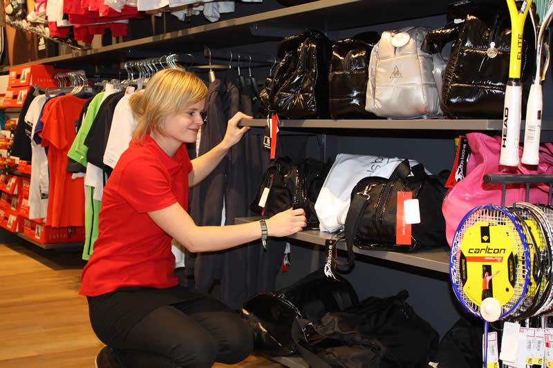Commercieel medewerker fashion