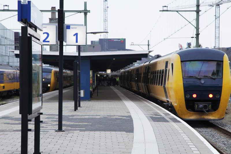 Machinist railvervoer