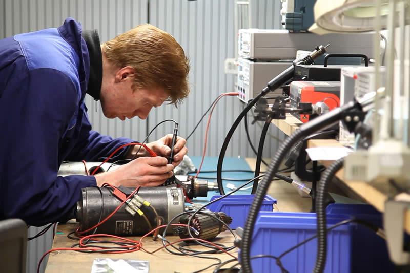 Monteur Elektrotechnische Industriële Producten en Systemen
