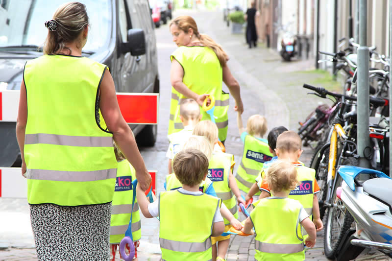 Pedagogisch (mede) werker kinderopvang
