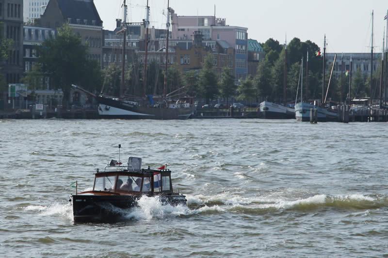 Schipper rondvaartboot beperkt vaargebied