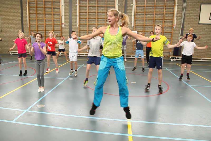 Sport- en Bewegingsbegeleider