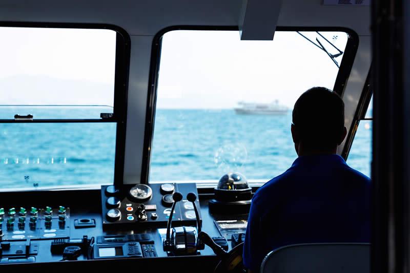 Stuurman zeevisvaart S4