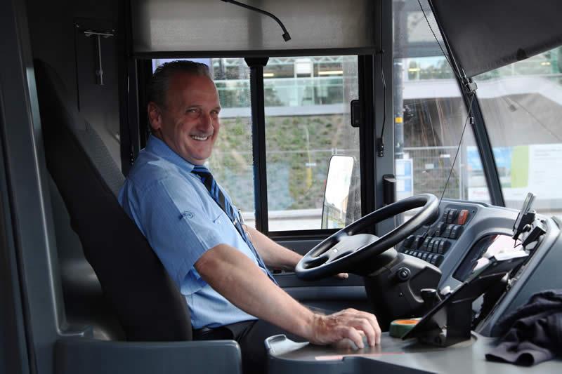 Touringcarchauffeur/Reisleider