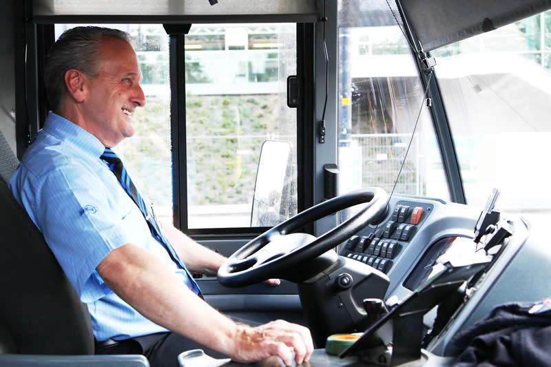Chauffeursopleiding Personenvervoer (CCV-B)
