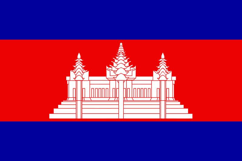 Khmer-cambodjaans