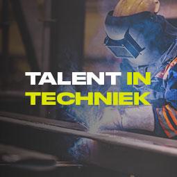 Talent in techniek