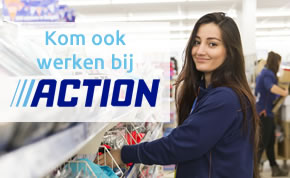 Kom ook werken bij Action