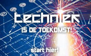 Techniek is de toekomst!